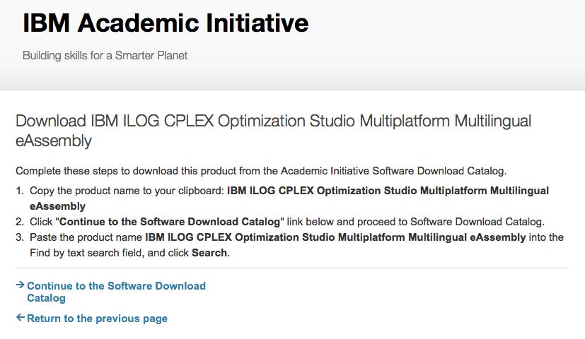Download Cplex For Mac - supernewrace